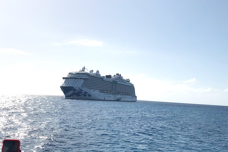 Regal Princess December 8, 2019 - 7 Eastern Caribbean Cruise