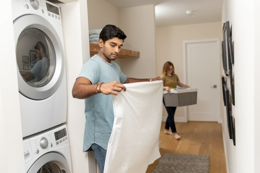 Spring-clean for a safer home