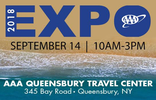 AAA Expo September 14 AAA Queensbury Travel Center