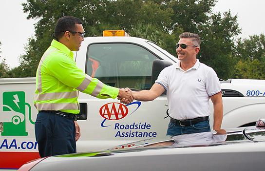 Emergency Roadside Service >> Roadside Assistance   Tow Truck   AAA Northway