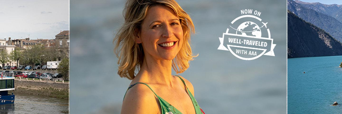 Return to Travel with Samantha Brown