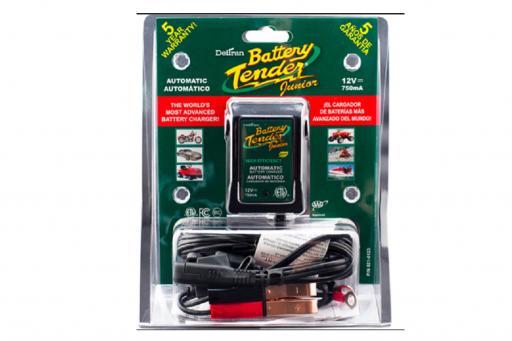 Battery Tender® Junior 12V, 750mA Battery Charger