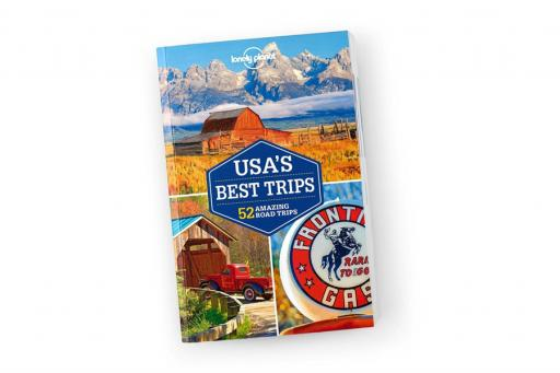 Lonely Planet – USA Best Trips