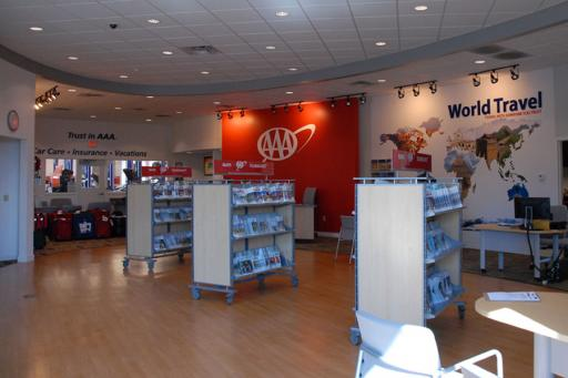 AAA Member benefits and services