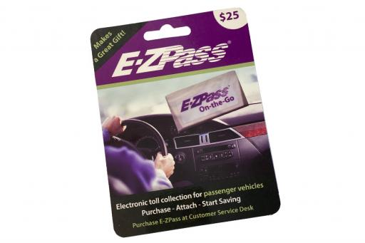E-ZPass tags
