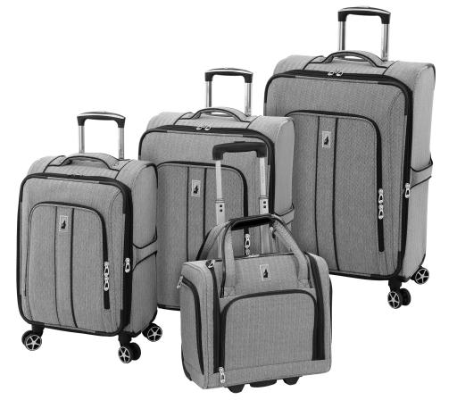 London Fog – 4 Piece Luggage Set