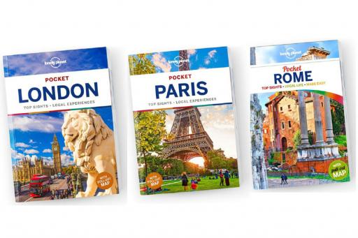 Lonely Planet Pocket Guide