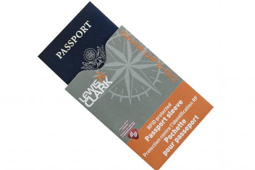 Datablock™ Passport Shield
