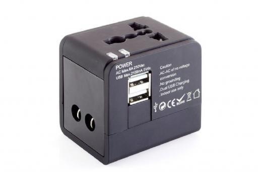 International Adapter Cube