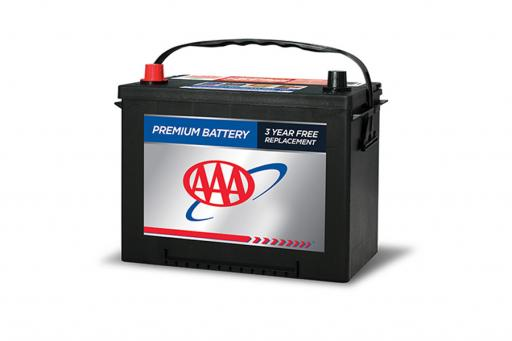 AAA Battery available at auto repair shops