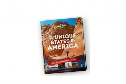 Lonely Planet - The Unique States of America