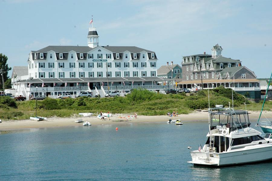 Newport and Block Island