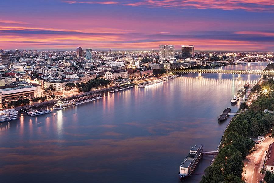 Sail the Romantic Danube with Samantha Brown