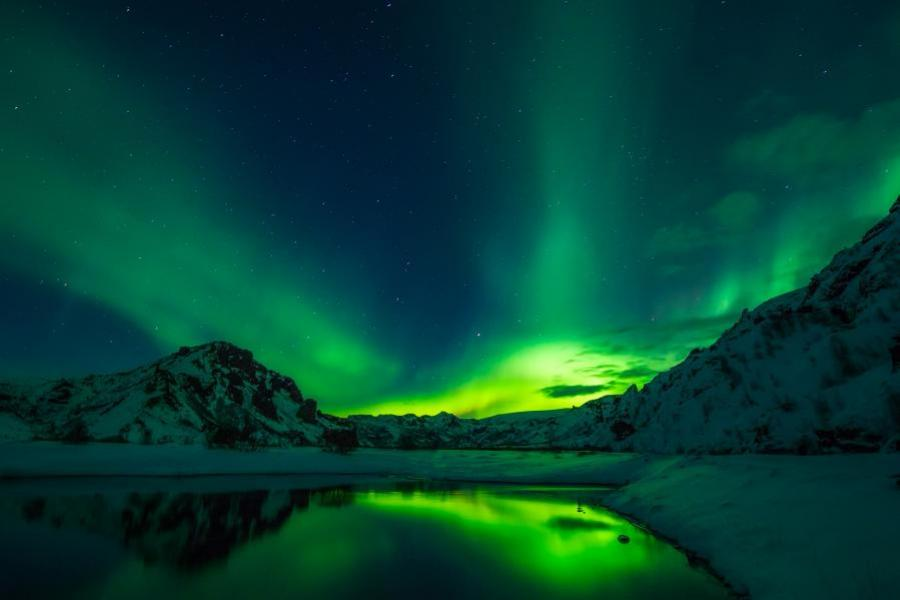 AAA Member Choice Vacations Iceland's Magical Northern Lights