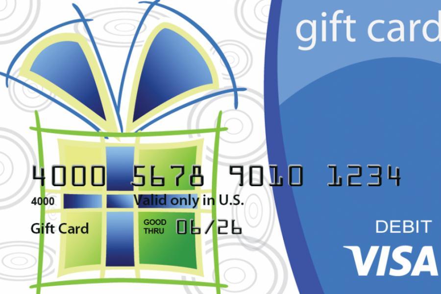 AAA Visa Gift Card
