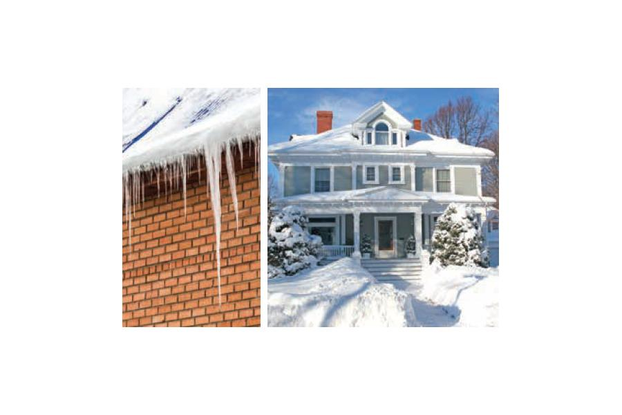 PREPARE YOUR HOME FOR WINTER STORMS
